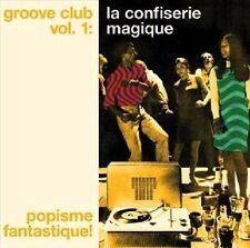 Groove Club vol. 1 cd La Confiserie Magique 1960's Funky French pop