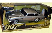 RICHMOND TOYS JAMES BOND 007 motorized Aston Martin DB5 Lotus cars lights sound