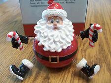 **Jiggling** Santa by Fitz & Floyd...FREE Shipping