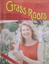 Grass Roots Magazine No 149 February/March 2002 Practical Building Projects