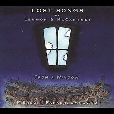 Lost Songs of Lennon & McCartney by Graham Parker/Kate Pierson (CD, 2003)