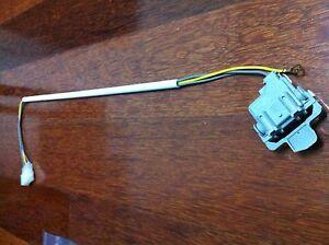 WHIRLPOOL WASHING MACHINE LID SWITCH P/N 3949247  (FLAT PINS) 0062