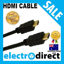 50CM Premium HDMI Cable 3D Full HD 1080P 4K High Speed Gold Plated 0.5M 0.5Metre