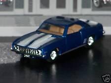 1969 CHEVROLET CAMARO Z/28 MINT GOOD COLOR 1/43rd SCALE