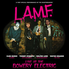 Lure, Burke, Stinson & Kramer - L.A.M.F. Live At The Bowery Electric (VINYL LP)