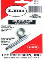 LEE 90136 30/30 Winchester Case Length Gauge & Shell Holder