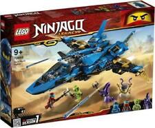 Lego Ninjago Jay's Storm Fighter 7066 plane jet