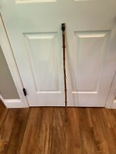 Vintage Wooden Stick Cane Straight 36 Inches