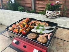 GARDEN BBQ Lpg Gas Lava Rock Grill ,Steak char grill / Hotplate / Kebab grill