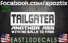 Tailgater Diesel truck decal JEEP import sticker kanjo funny euro jdm duramax