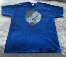 Disney Space Mountain Men's T Shirt XL BNWOT - only 2 have ever been made!!
