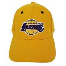 Los Angeles Lakers Embroidered Basketball Hat Cap TeamLA Lakers-Store Strapback