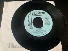 "45 PROMO Jenny Burton ""Rock Steady""  ATLANTIC  NM"