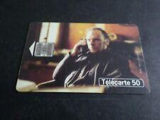 TELECARTE 50 FRANCE CINEMA, TRINTIGNANT, USAGEE, PHONE CARD