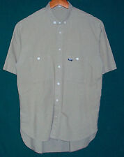 Men's casual vintage shirt by Under 21, size men's S/M, from Italy