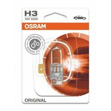 OSRAM Halogen Bulb - H3 12V 55W - (453) PK22s 64151-01B