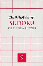 The Daily Telegraph Sudoku vol 9 BRAND NEW BOOK (Paperback 2011)