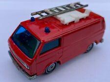 Siku VW BUS TRANSPORTER T3 FIRE BRIGADE VOLKSWAGEN BUS 1331