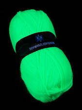 UV Schwarzlicht Wolle 130lfm 50g