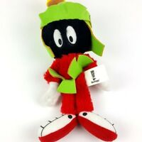 """Marvin the Martian Plush Six Flags 2011 12"""" Stuffed Animal Toy Looney Tunes"""