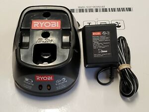 GENUINE RYOBI 7.2V NI-CD BATTERY CHARGER POWER SUPPLY  140295001 B2.4