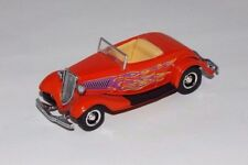 Hot Wheels 1 Loose '34 Ford Convertible Orange