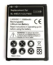 Akku für LG V20 Lithium 3500mAh Ersatz Batterie Handy Akku BL-44E1F F800L H910
