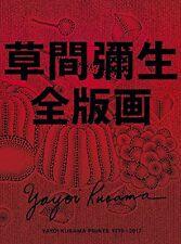 NEW Yayoi Kusama All Prints Catalogue ART BOOK 1979 ~ 2017 All Works Latest F/S