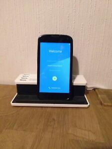 Nexus 4 E960 - 16GB - Black (Unlocked) Smartphone SCREEN PROBLEM