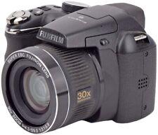 Fujifilm S4000 FinePix S Series 14MP 30x Zoom w/Wide-Angle Digital Camera S4000A