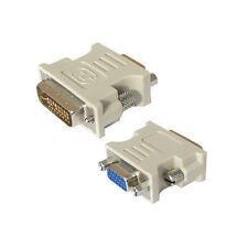 DVI-D Dual Link (24+1pin) to VGA Adapter / Converter / Connector