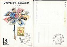 VERONA,GIORNATA DEL FRANCOBOLLO ,1966-F.G. -VENETO(VR) N.42111