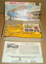 REVELL 1/72 SCALE H-649 BOEING KAYDET MADE IN ENGLAND 1965
