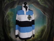 """superdry mens rugby polo shirt top size medium 36"""" chest"""