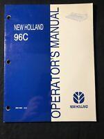 New Holland Operator's Manual 96c Corn Head *375,376