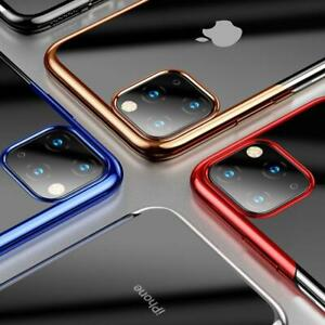 Case For iPhone XR XS Max 11 Pro SE X 8 7 6 5s Protector CLEAR Silicone Cover
