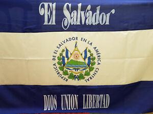 BANDERAS DE EL SALVADOR - SELECCION DE EL SALVADOR