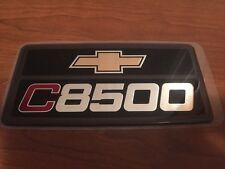 NEW Chevrolet C8500 Truck Hood Emblem Decal Badge sticker