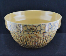 "Over & Back Yelloware Spongeware Mixing Bowl (8"" Diameter)"