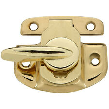 National Hardware N216-119 Tight Seal Sash Lock, Solid Brass