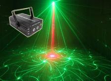 150mW Red Green Laser stage light Christmas Pub Bar DJ Event Party Decor Light