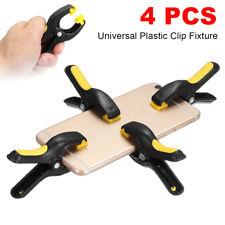 4 Pcs Plastic Clip Fixture LCD Screen Fastening Clamp For Mobile Phone Repair