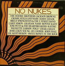 NO NUKES-THE DOOBIE BROTHERS + JACKSON BROWNE + CROSBY, STILLS AND NASH +