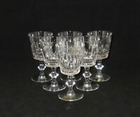 Tritschler Winterhalder Crystal Wine Glasses Goblets ~ Set of 6