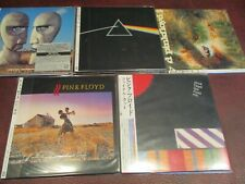 PINK FLOYD OBI JAPAN Sealed 5 CD Replica EXACT TO ORIGINAL LP DSOM COLLECTION