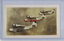 1946 GRUMMAN JRF-2 GOOSE AMPHIBIOUS AIRCRAFT FLIGHT COAST GUARD ORIGINAL PHOTO