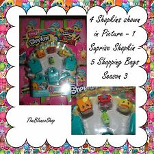 Shopkins Season 3 5 Pack Hidden shopkin Maybe Find the Ultra Rare Choc Frosted 9
