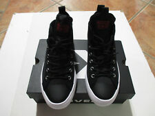 Converse Chuck Taylor All Star Ultra MID Gr 44 Black Red White 159630C Sneaker