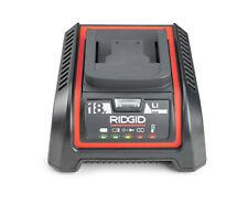 Charger Ridgid Model Rbc 30 Li Ion 18v Rp 210 B Rp 330 B Rp 340 Re6 Re600