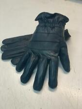 Men's Premium Lambskin Leather Winter Driving Dress Gloves lined Windproof
